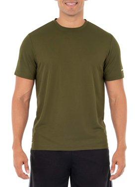 Big Men's Quick Dry Performance Short Sleeve TeeShirt