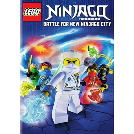 Lego Ninjago: Masters of Spinjitzu Season Three, Part One (DVD) ()