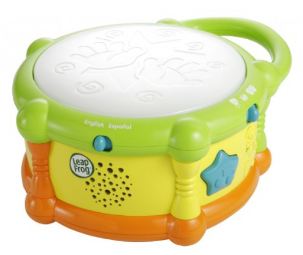 LeapFrog Learn and Groove Color Play Drum by LeapFrog