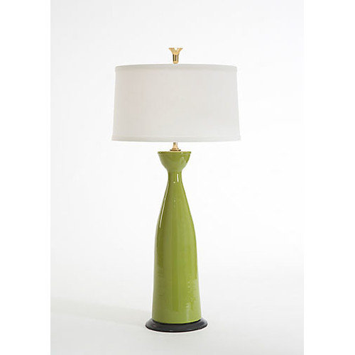 Chelsea House 30'' H Table Lamp with Drum Shade