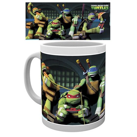 Teenage Mutant Ninja Turtles - Ceramic Coffee Mug / Cup (The Boys Gaming) ()