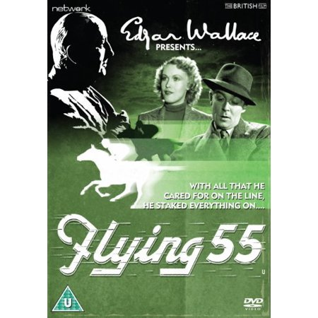 Flying 55 ( Flying Fifty-Five ) ( Edgar Wallace's Flying 55 ) [ NON-USA FORMAT, PAL, Reg.2 Import - United Kingdom ]