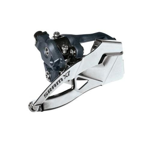 Sram X7 3x9 Mountain Bicycle Front Derailleur (31.8/34.9 - Low Clamp)