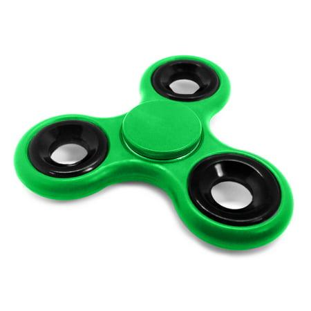 IN Spinner Green Original Fidget Spinner - Spinner Lights