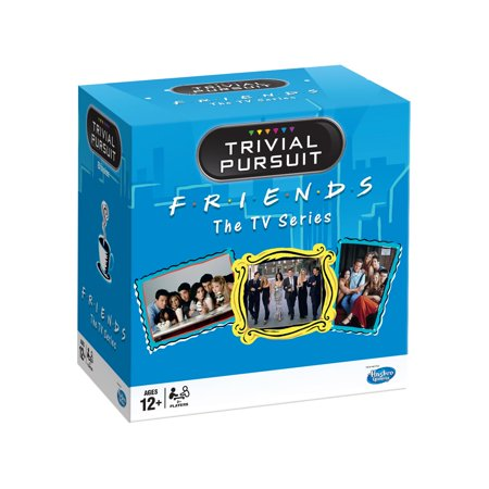 Friends Trivial Pursuit Quiz Game - Bitesize Edition, Brand new Bitesize edition of Trivial Pursuit featuring all the best characters and moments from.., By Winning Moves
