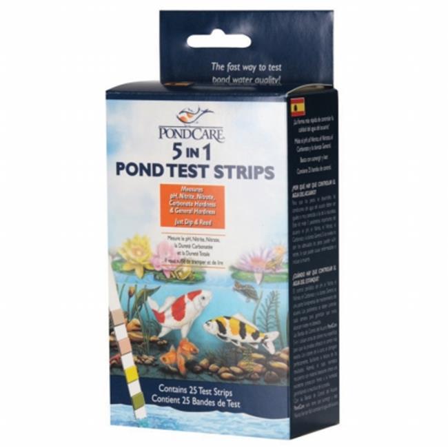 PondCare PondCare 5 In 1 Test Strips