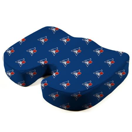 Toronto Blue Jays Memory Foam Seat Cushion - Blue - No (Jay Easy Cushion)