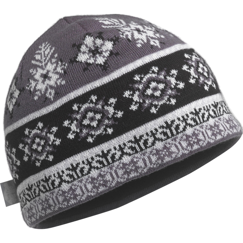 Turtle Fur Crystal Persuasion Knit Beanie, Women's Fleece...