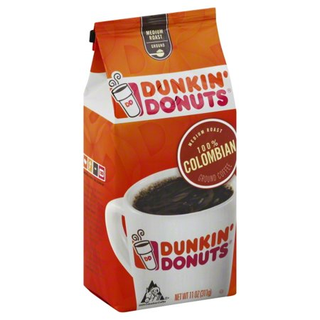 JM Smucker Dunkin Donuts  Coffee, 11 oz - Halloween Donuts Dunkin