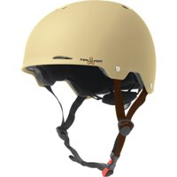 Triple 8 Gotham Dual Certified Rubber Helmet with EPS Liner