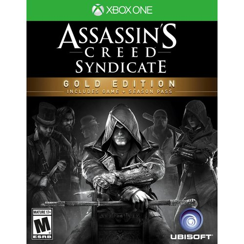 Assassin's Creed Syndicate Gold Edition (Xbox One)