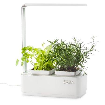 Prosumer S Choice Indoor Garden Led Lighting Hydroponic Growing Pod Kit
