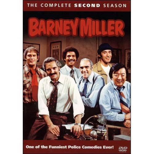 Barney Miller: Complete Second Season [DVD]