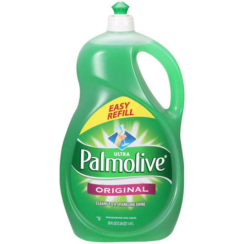 Palmolive Ultra Concentrated Dish Liquid, 50 oz