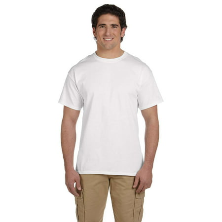 3931 HD Cotton T-Shirt -White-5X-Large