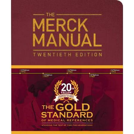 The Merck Manual of Diagnosis and (Diagnosis Repair Manual)