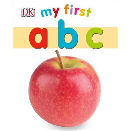 - My 1st ABC (Board Book)
