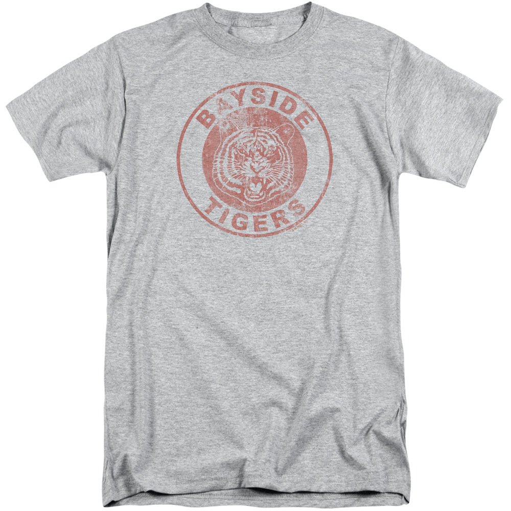 Saved By The Bell Tigers Mens Big and Tall Shirt