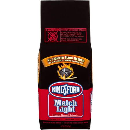 Clorox Sales 30485 Kingsford Match Light Briquett 6. 7 Lbs.