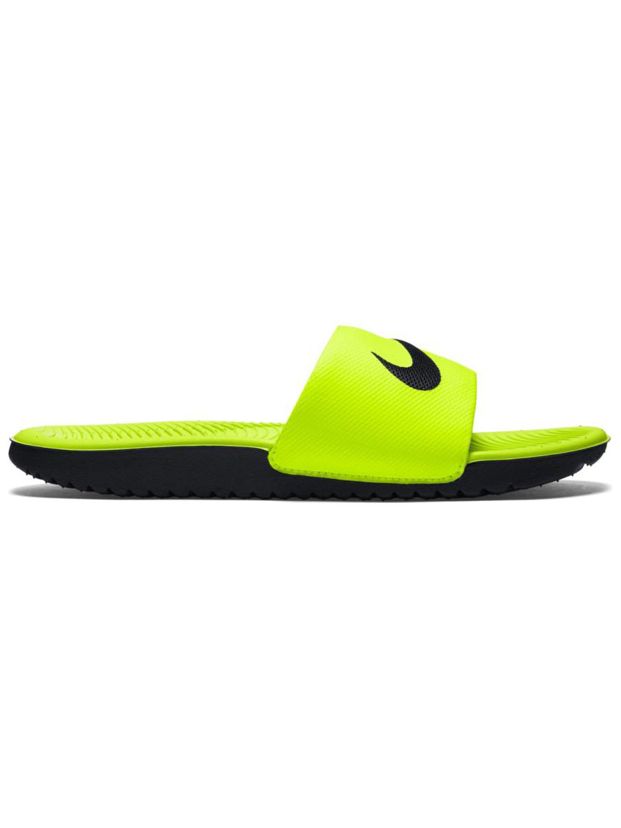 Boys' Nike Kawa Volt Black 11C by Nike