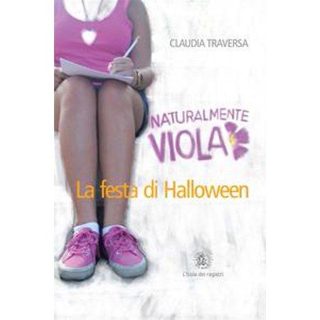 La festa di Halloween - eBook