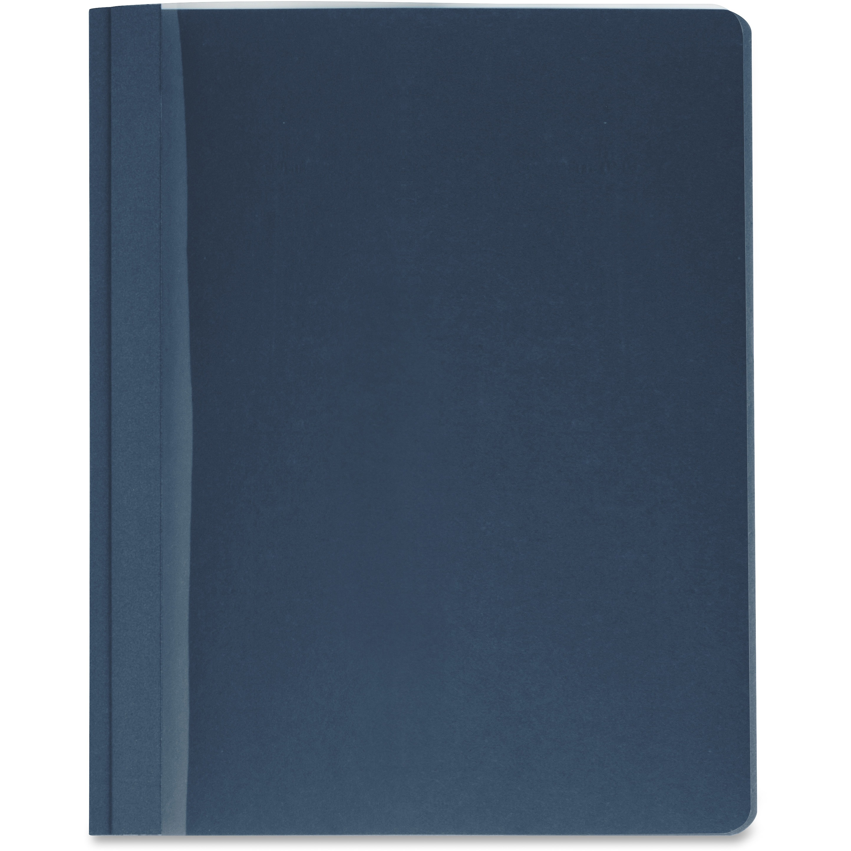 """MyOfficeInnovations Report Cover Clear Front Ltr 1//2/""""//100 Sht Cap 25//BX AST"""
