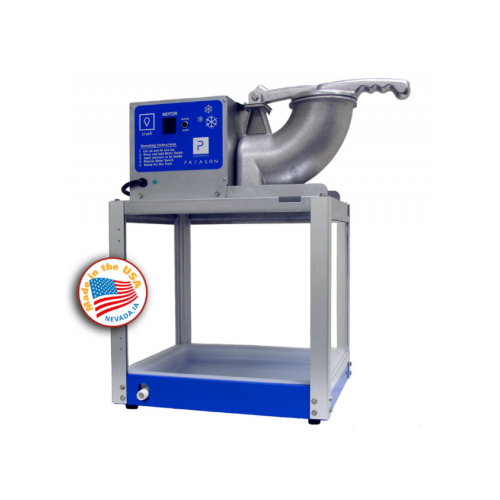 Paragon Simply-A-Blast Commercial Ice Crusher Sno Cone Non-US 220V 50Hz 6233300