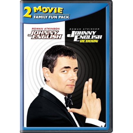 Fun Family Halloween Movies (JOHNNY ENGLISH 2-MOVIE FAMILY FUN PACK (DVD))
