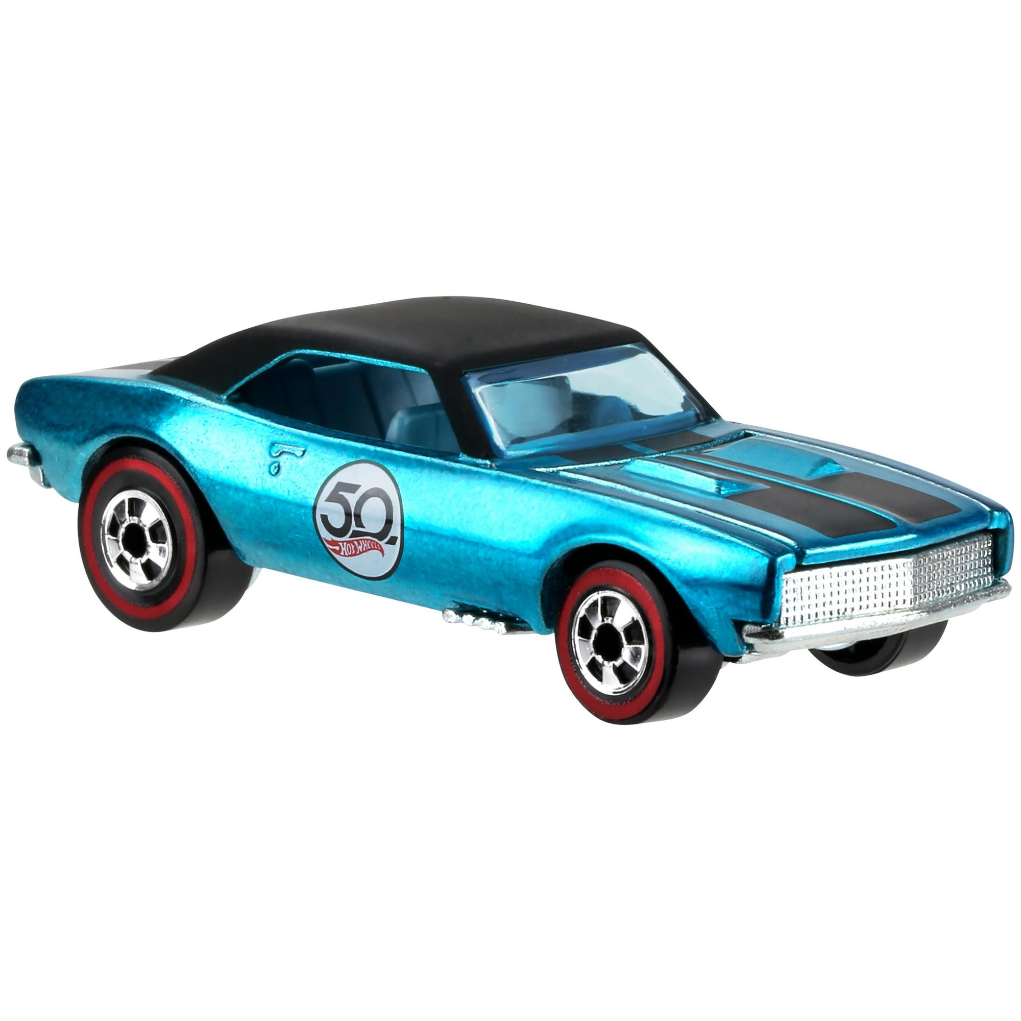 Hot Wheels 50th Anniversary Die-Cast Vehicle (Styles May Vary) by Mattel