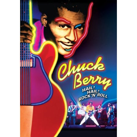 Chuck Berry Hail! Hail! Rock 'N' Roll (DVD) Chuck Taylor Flame