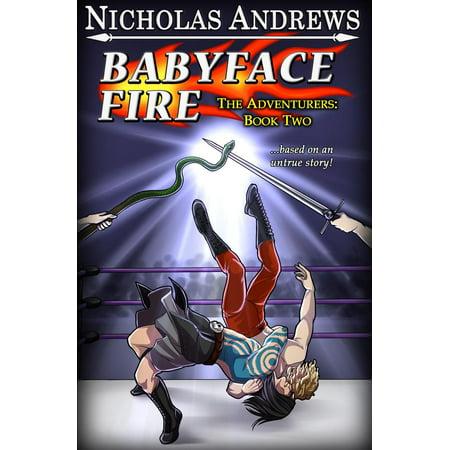 Babyface Fire - eBook