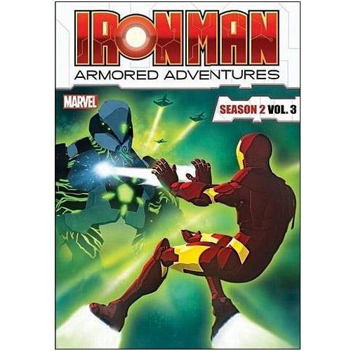 Iron Man: Armored Adventures - Season 2, Vol. 3 (Widescreen)
