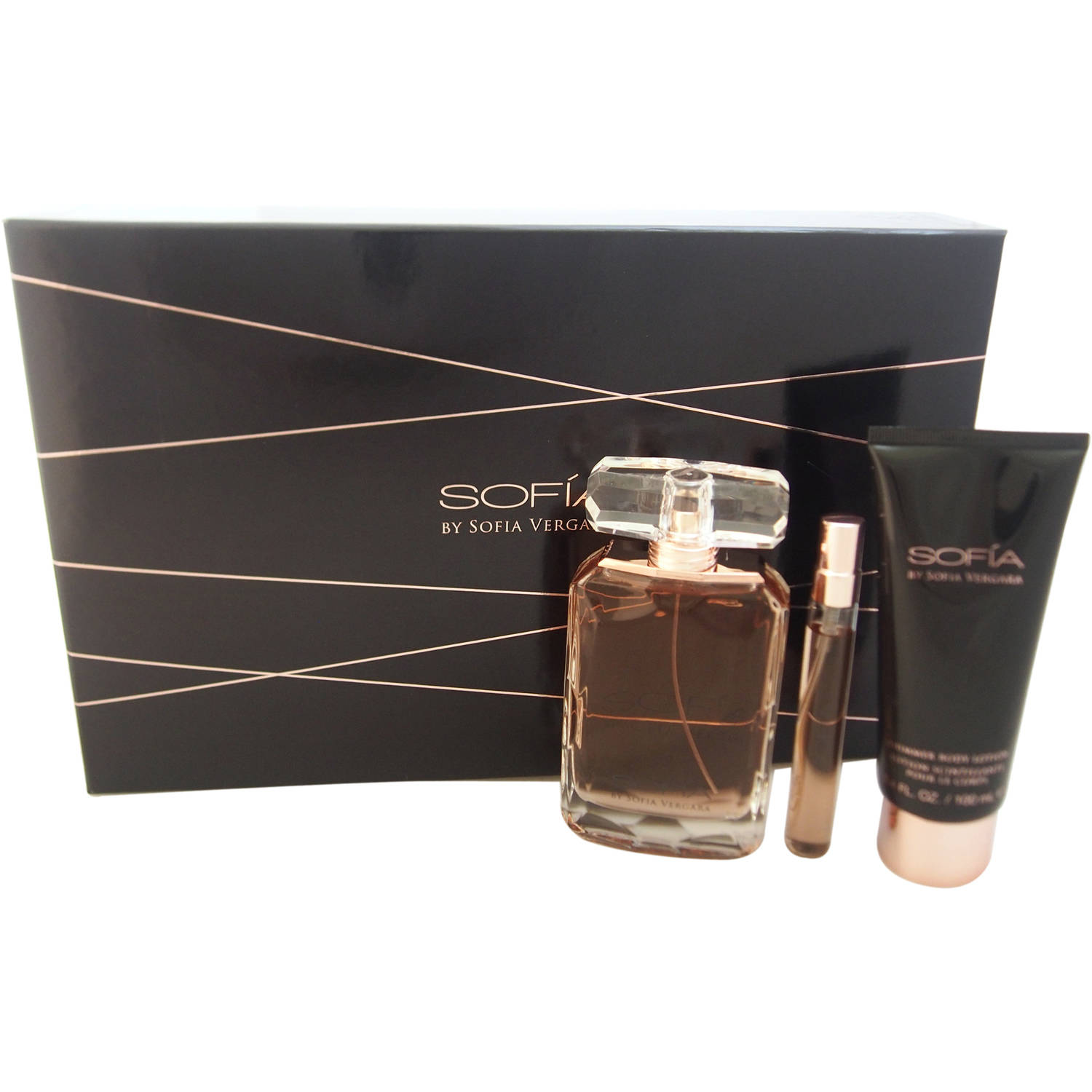 Sofia Vergara Sofia Gift Set for Women, 3 pc