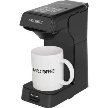 Mr Coffee Maker Black Friday : Mr. Coffee 1 Cup Coffeemaker Black - Walmart.com