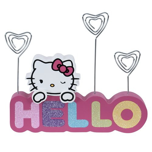 Hello Kitty Photo Clip Holder