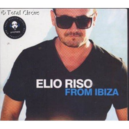 Elio Riso   From Ibiza  Cd