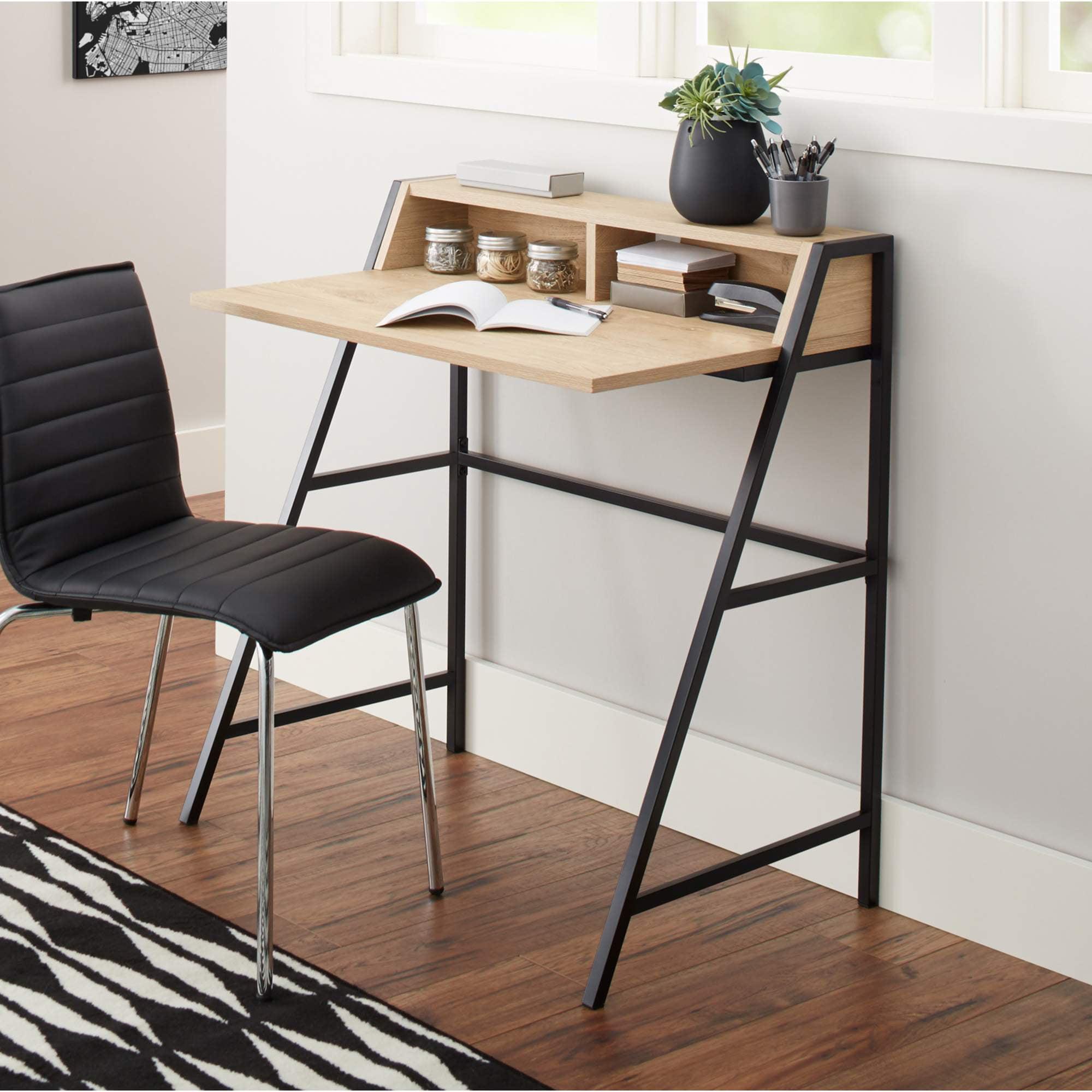 Mainstays Conrad Desk With Hutch by Mainstays