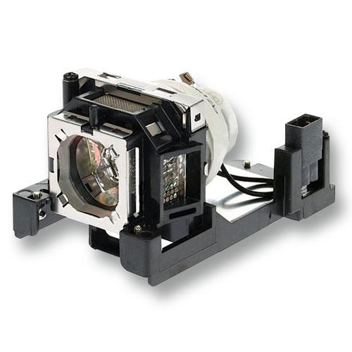 OEM Eiki Projector Lamp for Part Number POA-LMP141 Original Bulb and Generic Housing