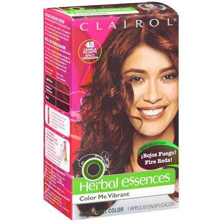 Clairol Herbal Essences Hair Dye Review