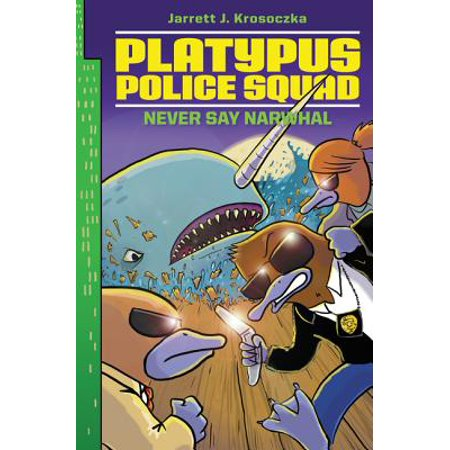 Platypus Bottle (Platypus Police Squad: Never Say Narwhal - eBook)