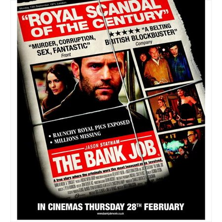 The Bank Job Poster Movie Uk A  27X40