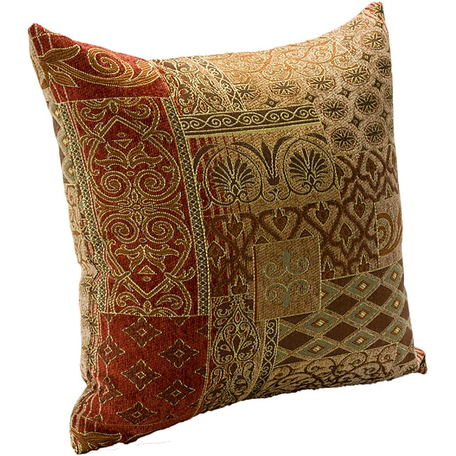 Siscovers Empress Transitional Designer Throw Pillow With