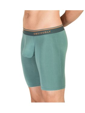 71762d72138d44 Product Image Men's Obviously B01-1G EveryMan AnatoMAX 9 Inch Boxer Brief
