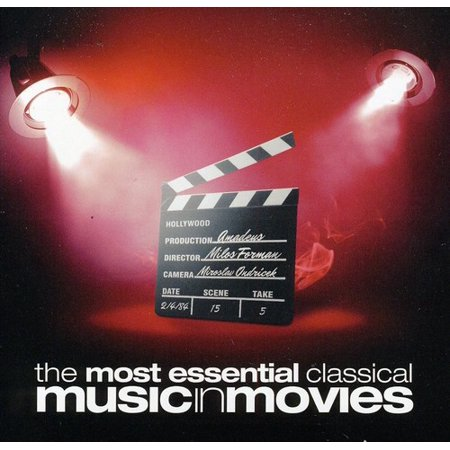 Most Essential Classical Music in Movies - The Most Essential Classical Music in Movies [CD]](Halloween Classical Music)