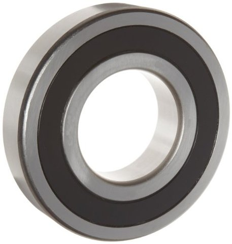 (One) Pallet Jack Load Wheel Replacement Bearing 17mm ID x 47mm OD x 14 Wide