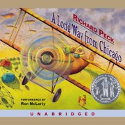 A Long Way From Chicago - Audiobook