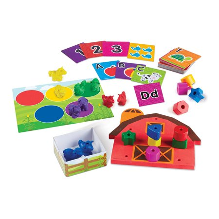 Learning Resources All Ready for Toddler Time Activity - Toddler Activity