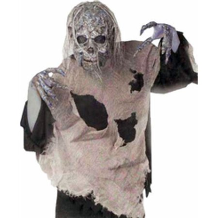 Adult Easy Evil Ghoul Costume - Cheap Easy Adult Costumes