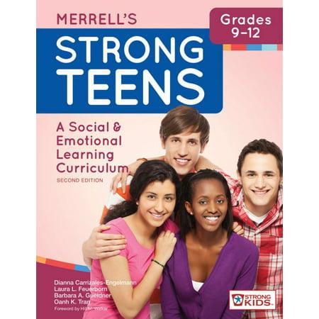 Merrells Strong Teens   Grades 9 12