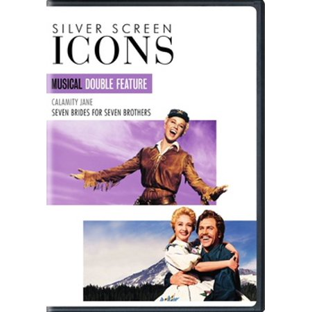 Silver Screen Icons: Calamity Jane / Seven Brides for Seven Brothers (The Cast Of Seven Brides For Seven Brothers)